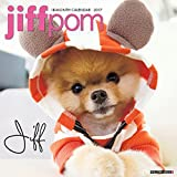 2018 JiffPom Pomeranian Wall Calendar {jg} Great Holiday Gift Ideas - for mom, dad, sister, brother, grandparents, gay, lgbtq, grandchildren, grandma.