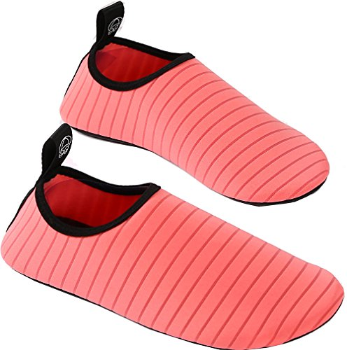 Yoga Aqua Fitness Women Socks Barefoot Sports Men Dry Diving Water Pink Vimedea Quick Kids Slip Boating Snorkeling Comfort Shoes on Athletic PwS67