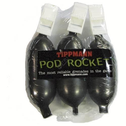 Atomic Ordinance Pod Rocket Grenade - 3 Pack