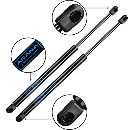 Hood-Struts Compatible with Acura TL 2006-2008 Front Hood Lift Supports Shocks Struts Springs 2pcs