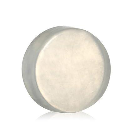 Frcolor Jabón natural del cuidado del cuerpo de la enzima cristalina ...