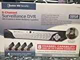 8 Channel Surveillance DVR with 4 Cameras and Mobile Monitoring Capabilities Review