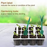10 Pack 120-cell Seed Starter Tray kit, ANGTUO