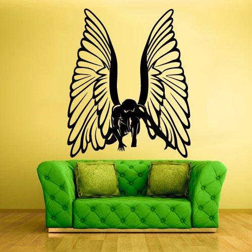 Amazon.com: wings wall decal angel wings wall decor wings wall art ...
