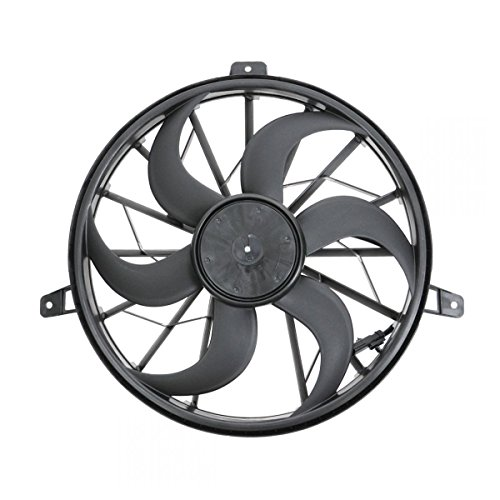 Radiator Cooling Fan & Motor Assembly for 99-03 Jeep Grand Cherokee
