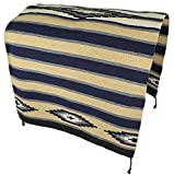 Splendid Exchange Hand Woven Saddle Blanket, 2.7 by 5.3 Foot