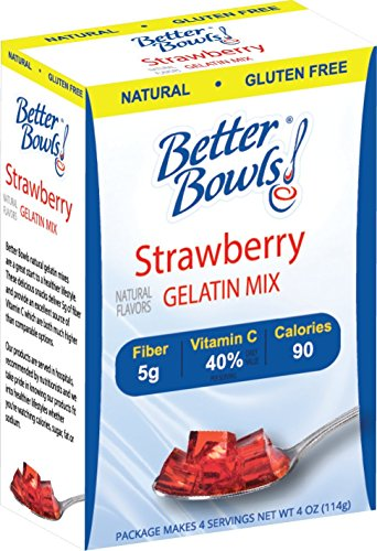 Better Bowls Strawberry Gelatin Ounce product image