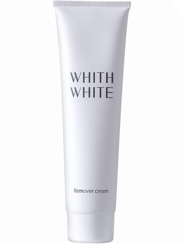 除毛クリーム WHITH WHITE
