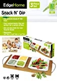 EdgeHome Snack and Dip Set