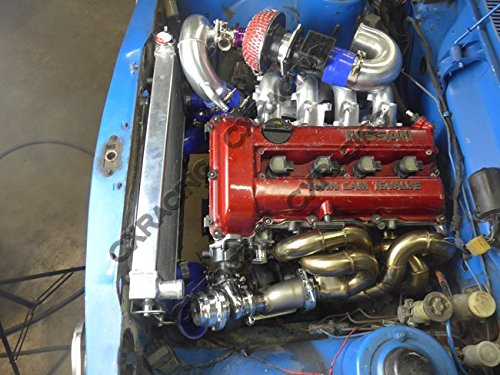Transmission Mount Swap Kit For SR20DET Engine Datsun 510 SR20 ...