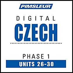 Czech Phase 1, Unit 26-30