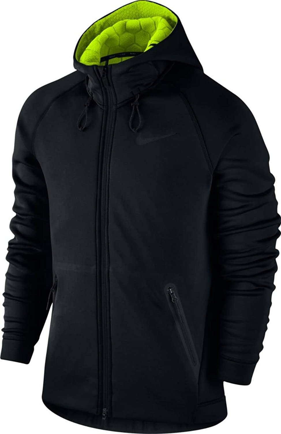 NIKE Therma-Sphere Max Mens Training Hoodie Black 800227 010
