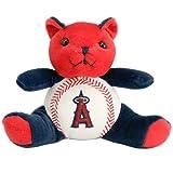 Champion Treasures MLB Los Angeles Angels Baseball Bear, My Pet Supplies