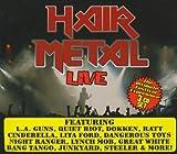 Hair Metal Live (Dlx)