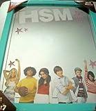 HIGH SCHOOL MUSICAL WALL MIRROR