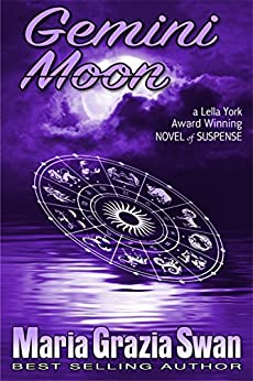 Gemini Moon: Murder under The Italian Moon (Lella York Mysteries Book 1) by [Swan, Maria Grazia]