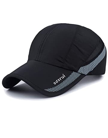 promo code 1d3fc a919e Clape Outdoor Sun Visor Hats Lightweight Waterproof Breathable Sports Hat  UPF50+ Ultra Thin Cooling Baseball Hats