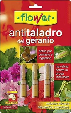 Flower - Antitaladro geranios monodosis c.40