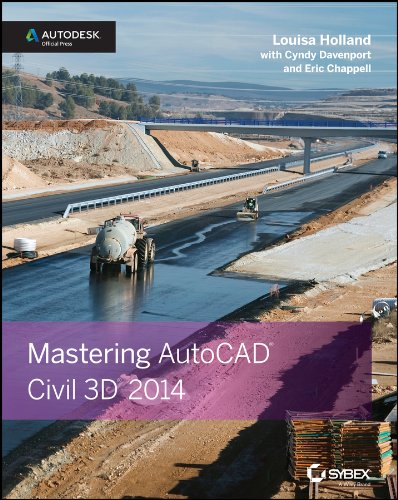 Download Mastering AutoCAD Civil 3D 2014: Autodesk Official Press Pdf