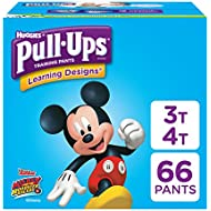 Pull-Ups Learning Designs Training Pants for Boys, 3T...