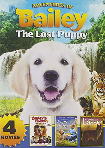 (Adventures of Bailey: The Lost Puppy with 3 Bonus Features)