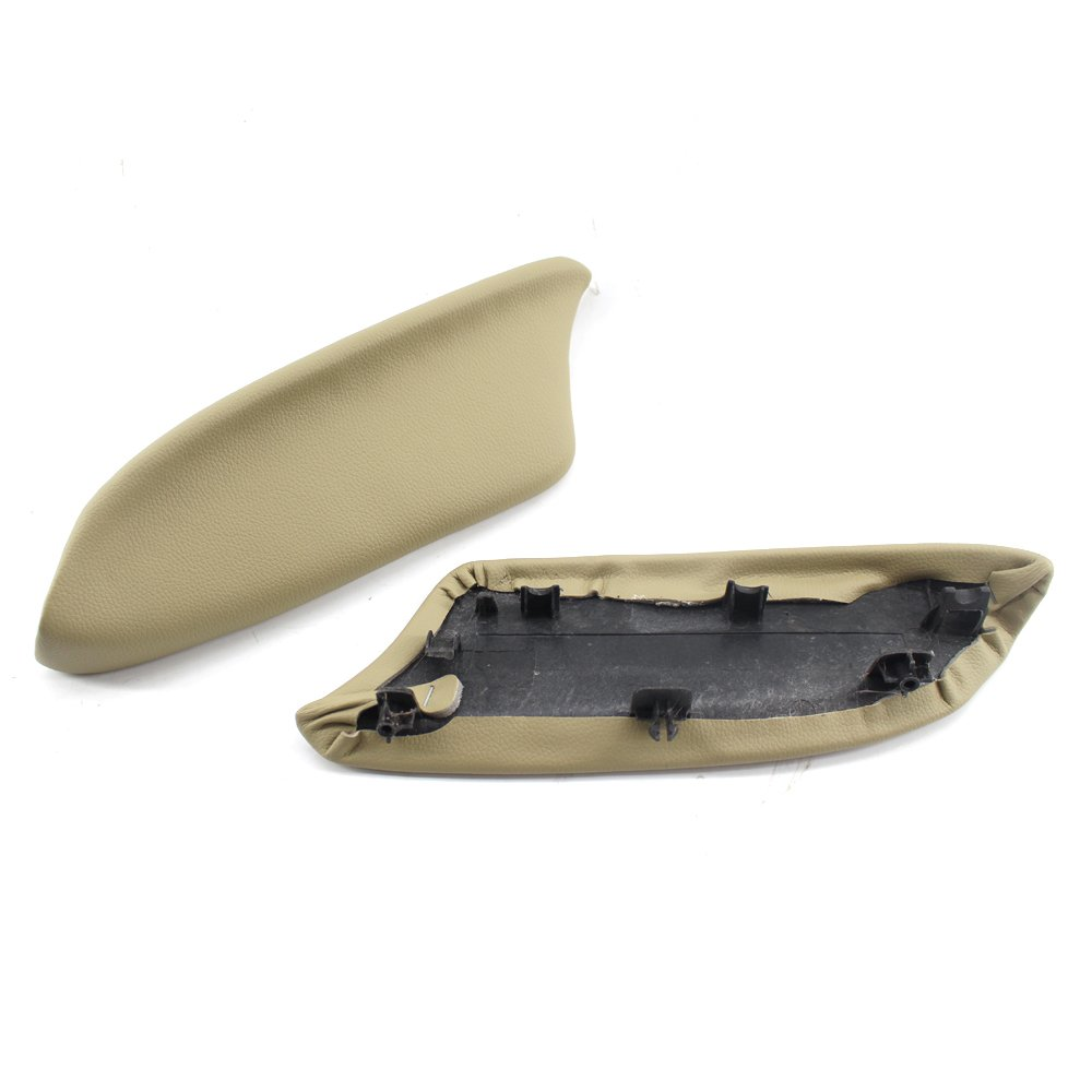 Base Plastic Plate For Honda Accord 2008-2012 Arotom Beige Armrest Center Console Lid Leather
