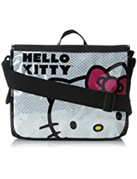 Hello Kitty Holographic Messenger Bag