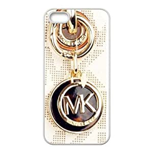 iphone5 5s Case (TPU),iphone5 5s Cell phone case White for Michael Kors - KKHG5348184