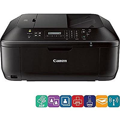 Canon Pixma MX459 All-in-One Inkjet Scanner/Copier/Printer/Fax