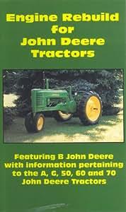 Engine Rebuild for John Deere Tractors