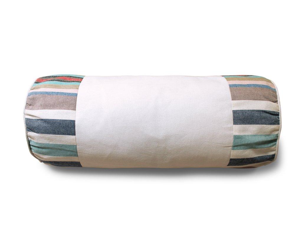 Soleil docre 546682 Cojín cilíndrico de algodón Jacquard ...