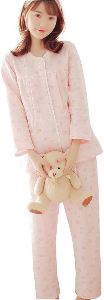 HONGNA Pijamas para Mujeres Embarazadas Pijamas para Después ...