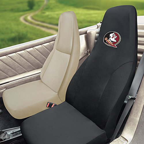 FANMATS NCAA Florida State University Seminoles Polyester Seat Cover