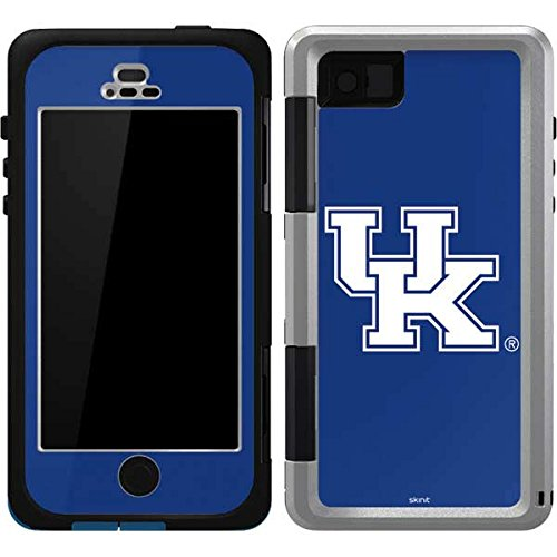 Skinit University of Kentucky OtterBox Armor iPhone 5/5s/SE Skin - UK Kentucky Blue Design - Ultra Thin, Lightweight Vinyl Decal Protection