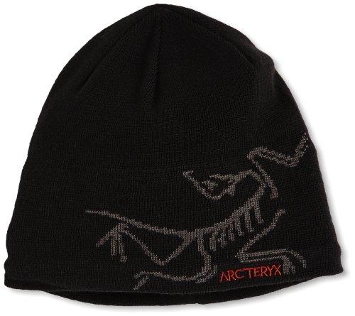 Arc'teryx Men's Bird Head Toque, Blackbird, One-Size