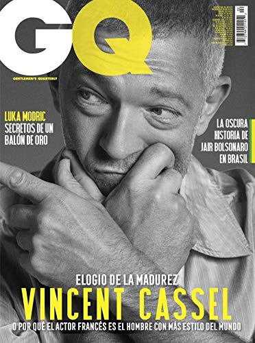 GQ Latin America March 1, 2019 issue