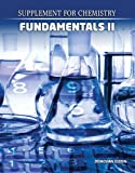 Supplement for Chemistry Fundamentals Ii, Central Florida Community College Staff, 0757565875