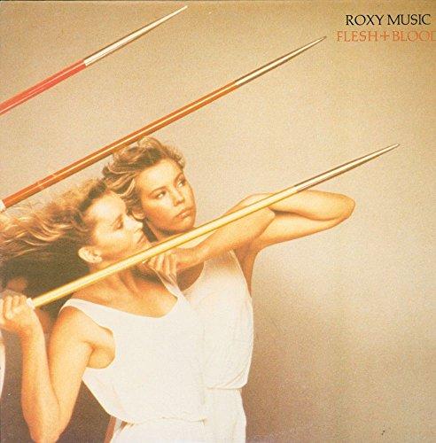 Roxy Music - Flesh + Blood - Atco - XSD 102 - Canada - Original Inner Sleeve NM/NM LP