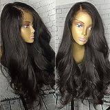 Hesperis Brazilian Body Wave Full Lace Human Hair Wigs For...