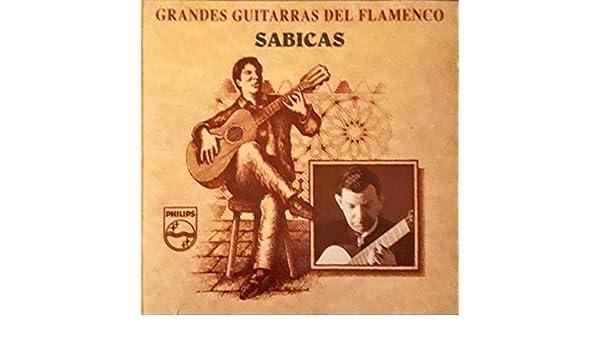 Grandes Guitarras Flamencas : Sabicas: Amazon.es: Música