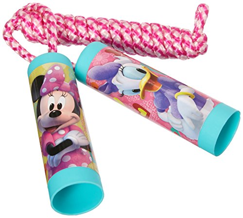 Minnie Jump Rope [Contains 8 Manufacturer Retail Unit(s) Per Amazon Combined Package Sales Unit] - SKU# (Jump Ropes For Sale)