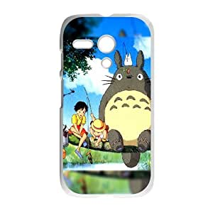 Motorola Moto G Phone Case With Classic Images My Neighbour Totoro