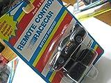 Woolworth (China) Black Porsche 935-78 (Ugm) Plastic Electric 104-mm NIB