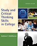 Study and Critical Thinking Skills in College Plus NEW MyStudentSuccessLab -- Access Card Package, McWhorter, Kathleen T., 0133864103