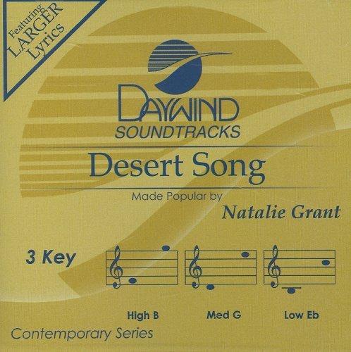 Desert Song [Accompaniment/Performance Track] by Natalie Grant (2010-04-14)