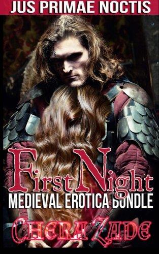 First Night: Medieval Erotica Bundle (Jus Primae Noctis)