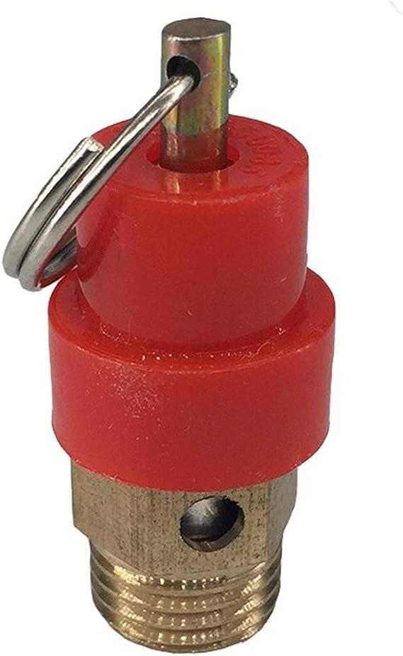 8 Bar G1 4 Sicherheitsventil Überdruckventil Für Petrochemische Und Chemische Industrie Baumarkt