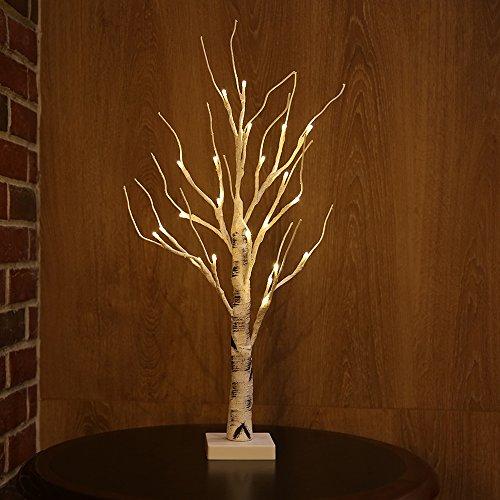 Led Light Twig Tree - 4