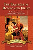 Image of The Tragedie of Romeo and Juliet: A Frankly Annotated First Folio Edition