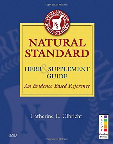 Dietary Natural And Supplements Herbs - Natural Standard Herb & Supplement Guide: An Evidence-Based Reference